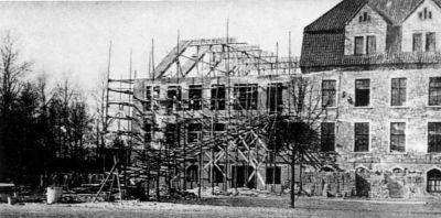 Erweiterungsbau