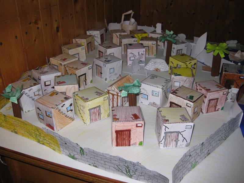 ein dorf zur zeit jesu ein projekt der klasse 5e gymnasium leoninum handrup. Black Bedroom Furniture Sets. Home Design Ideas