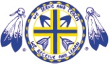 Logo St. Joseph′s Indian School South Dakota