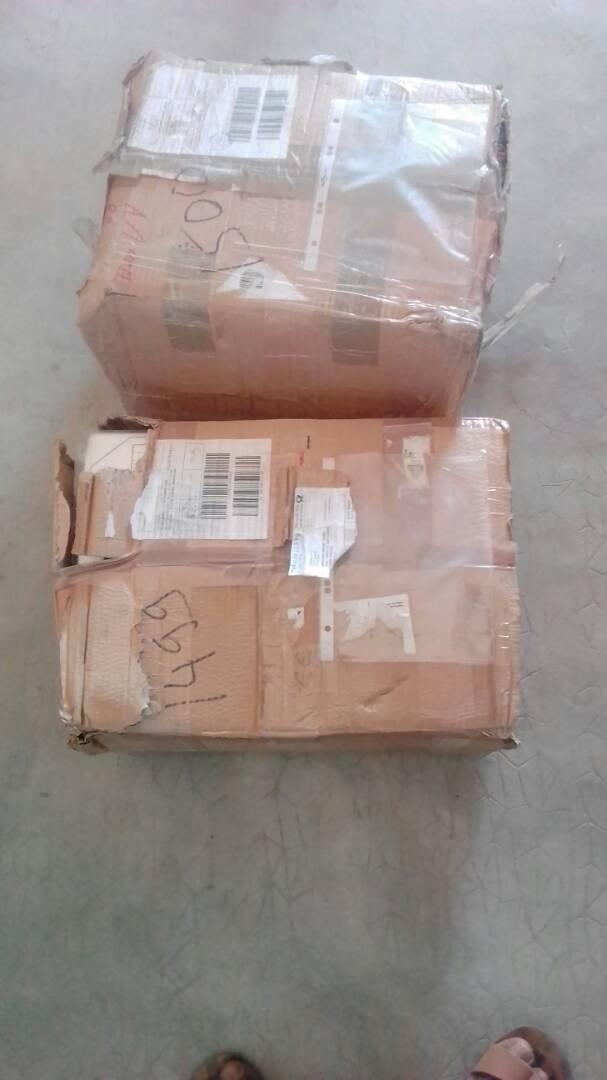 Ankunft der Pakete-1