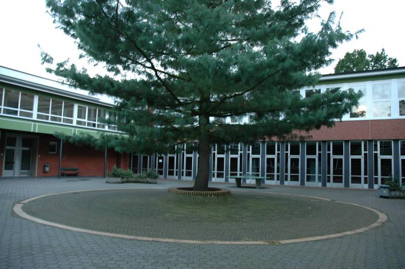 Schulinnenhof