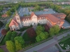 Luftaufnahme Gymnasium Leoninum