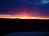 Sonnenaufgang über Handrup