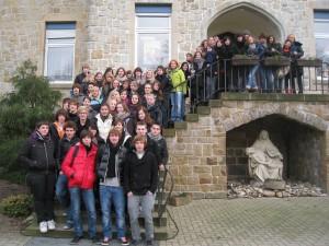 Deutsch-französischer Austausch 2010