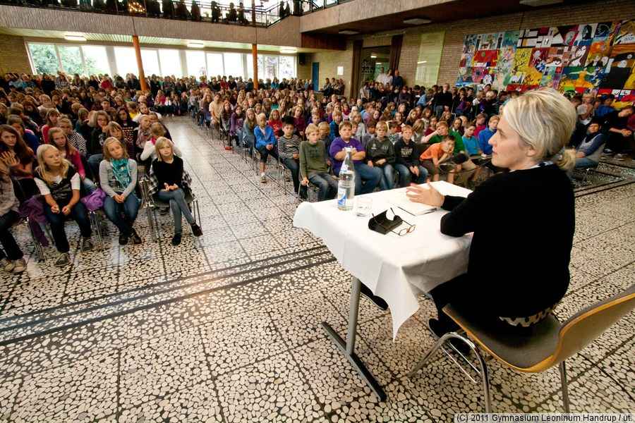 Handruper Forum 28, Ilka Piepgras