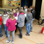 Probe zum Tag der offenen Tür 2012