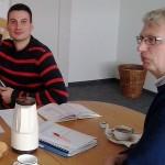 Comenius-Planung November 2012