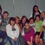 Deutsch-amerikanische Schülerbegegnung 2012