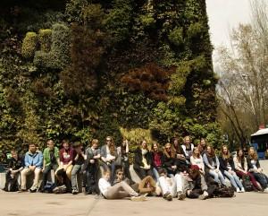 Spanien 2013 - caixa forum