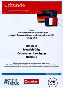 Urkunde_dt_frz_Teamwettbewerb
