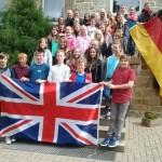 Deutsch-englischer Schüleraustausch 2013
