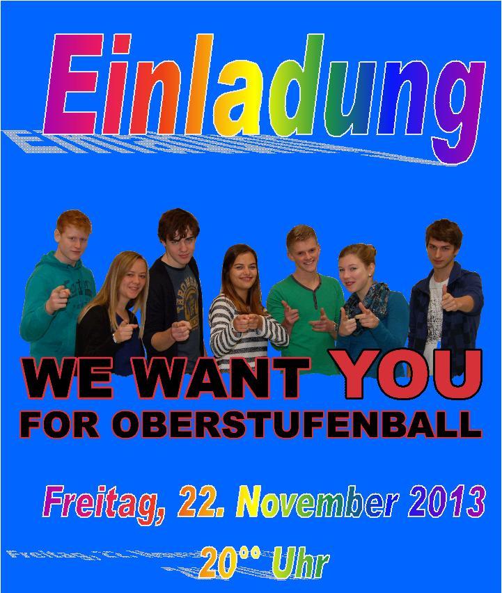 Oberstufenball 2013