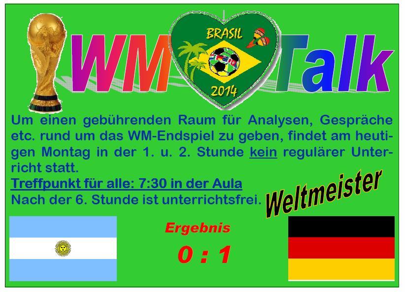 WM Talk