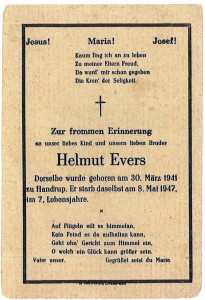 Helmut Evers1