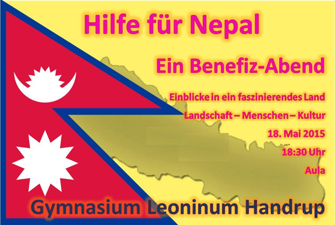 Plakat Nepal Homepage