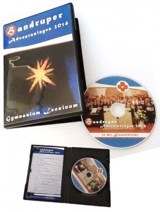 Adventssingen DVD