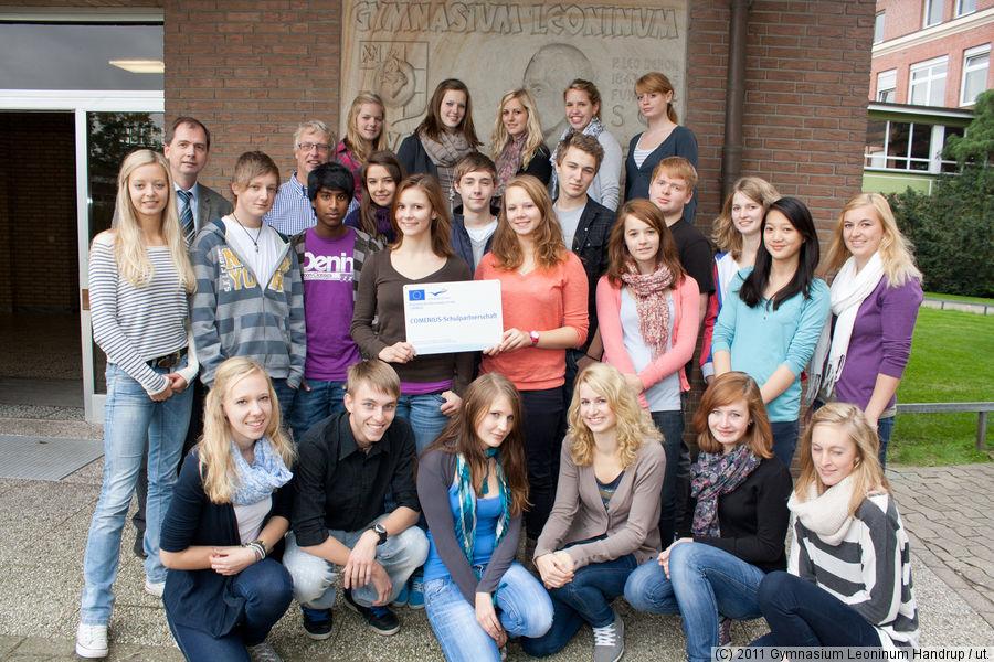 Comenius-Projekt 2011