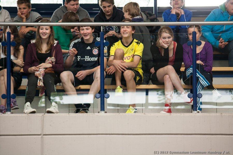 Projektwoche 2012 - Sporttag
