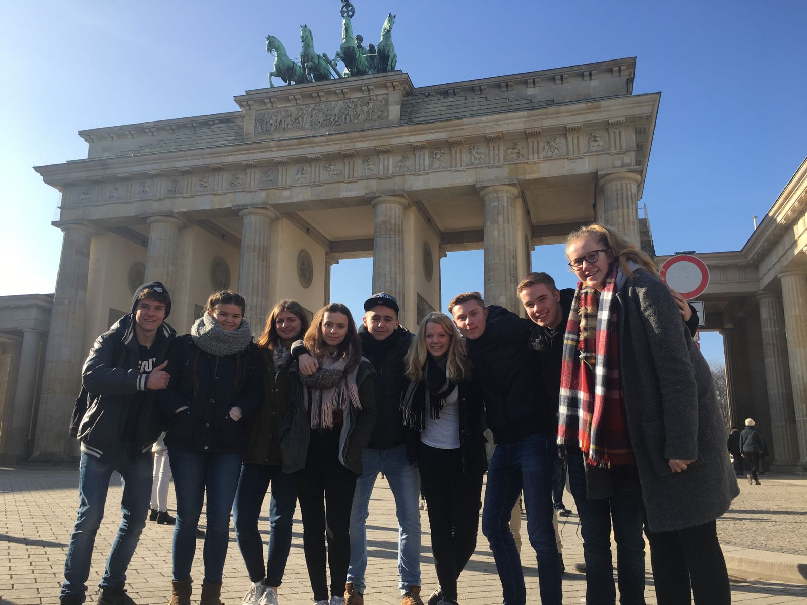 Rosenmontag In Berlin