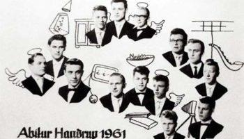 Abiturientia 1961